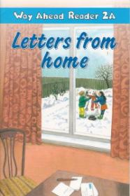 Letters from home Way Ahead Reader 2A - Keith Gaines