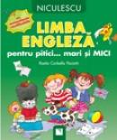 Limba engleza pentru pitici... mari si MICI: cu autocolante reutilizabile - Rosita Corbella Paciotti