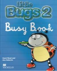 Little Bugs 2 Busy Book - Carol Read , Ana Soberon