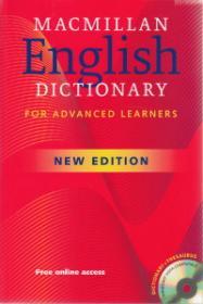 Macmillan English Dictionary with CD new edition - Michael Rundell, Gwyneth Fox