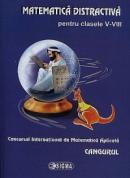 Matematica distractiva pentru clasele V-VIII, Concursul International de Matematica Aplicata Cangurul - ***
