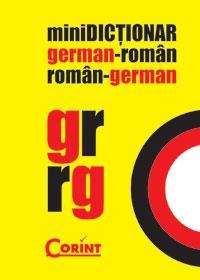 Minidictionar german-roman, roman-german  -