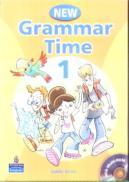 New Grammar Time 1 + CD - Sandy Jervis