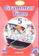 New Grammar Time 5 + CD - Sandy Jervis