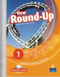 New Round-Up 1 Student's book with CD-Rom - Virginia Evans, Jenny Dooley