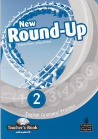 New Round-Up 2 Teacher's book with audio CD - Virginia Evans, Jenny Dooley