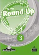 New Round-Up 3 Teacher's book with audio CD - Virginia Evans, Jenny Dooley