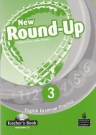 New Round-Up 3 Teacher's book with audio CD - Virginia Evans, Jenny Dooley