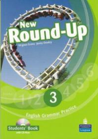New Round-Up 3 student's book with CD-Rom - Virginia Evans, Jenny Dooley
