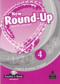 New Round-Up 4 Teacher's book with audio CD - Virginia Evans, Jenny Dooley