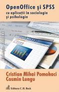 Open Office si SPSS cu aplicatii in sociologie si psihologie - Pomohaci Cristian Mihai , Lungu Cosmin