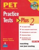 PET Practice tests Plus 2 2 CD ROM - Sharon Ashton, Barbara Thomas