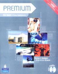 Premium B 2 level Coursebook + iTests - Richard Acklam, Araminta Crace