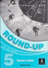 Round Up 5 Teacher's Guide - Virginia Evans
