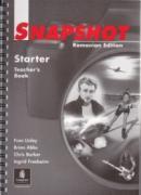 Snapshot Starter Teacher's Book - Fran Linley , Brian Abbs , Chris Barker , Ingrid Freebairn