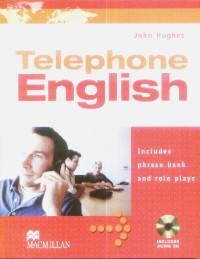 Telephone English+CD - John Hughes
