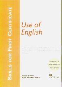 Use of English for FCE exam grammar - Malcolm Mann,steve Taylore-Knowles