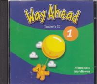 Way Ahead 1 Teacher's CD - Printha Ellis , Mary Bowen