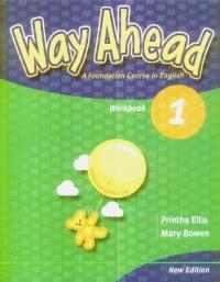 Way Ahead 1 caietul elevului pentru clasa a III-a - Pprintha Ellis,mary Bowen