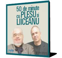 50 de minute cu Plesu si Liiceanu (Box 10 CD-uri) - Andrei Plesu Gabriel Liiceanu