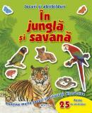 Abtibilduri si jocuri - In jungla si savana - ***