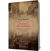 Amintiri din Junimea - Iacob Negruzzi