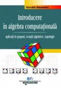 Introducere in algebra computationala - Vol.II - aplicatii in grupuri, ecuatii algebrice, topologie - Horvath Alexandru