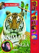 Animale din jungla - carte cu sunete - * * *