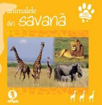 Animalele din savana - ***