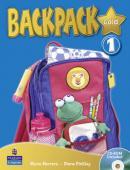 Backpack Gold 1 Students Book - Mario Herrera , Diane Pinkley