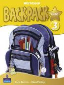Backpack Gold 3 Workbook - Mario Herrera , Diane Pinkley