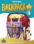 Backpack Gold 4 Workbook - Mario Herrera , Diane Pinkley