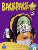 Backpack Gold 5 Students Book - Mario Herrera , Diane Pinkley