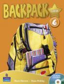 Backpack Gold 6 Students Book - Mario Herrera , Diane Pinkley