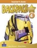 Backpack Gold 6 Teachers Book - Mario Herrera , Diane Pinkley