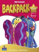 Backpack Gold Starter Workbook - Mario Herrera , Diane Pinkley