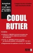 Codul rutier - Culegere de acte normative