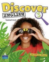 Discover English Global Level 3 Teacher's Book - Catherine Bright
