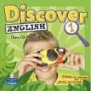Discover English Global Starter Level Class Audio CD - Boyle Judy