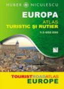Europa. Atlas turistic si rutier - HUBER-NICULESCU