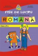 Fise lucru limba si literatura romana. Clasa a IV-a (Pitila) - Marinela Chiriac, Doina Burtila, Diana Comanescu, Adriana Ivascu