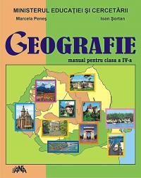 GEOGRAFIE clasa a IV-a - Marcela Penes, Ioan Sortan
