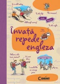 INVATA REPEDE ENGLEZA - Luiza Gervescu