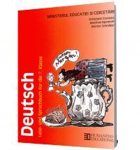Limba germana. Manual pentru clasa a VII-a (ed. 2011) - Christiane Cosmatu Manfred Egenhoff Werner Schreiber