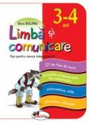 Limba si comunicare - fise pentru munca independenta, grupa mica 3-4 ani - Elena Bolanu