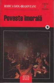 Poveste imorala - Rodica Ojog-Brasoveanu