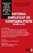 Sistemul simplificat de contabilitate - Culegere de acte normative