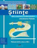 Stiinte. Manual pentru clasa a XII-a - Stefania Pelmus Giersch, Pompilia Tapu, Daniela Iliescu-Bulcu, Costin Iliescu-Bulcu