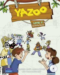 Yazoo 3 Activity Book + CDROM - Jeanne Parett , Charlotte Covil , Tessa Lochowski