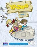 Yazoo 4 Activity Book + CDROM - Jeanne Parett , Charlotte Covil